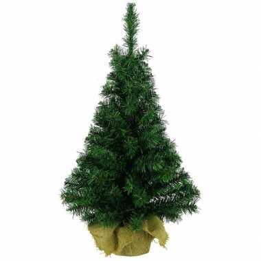 Kantoor/bureau boompjes 35 cm - kerstbomen