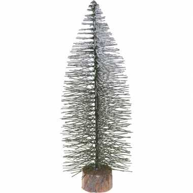 Kleine nep kerstboom 55 cm